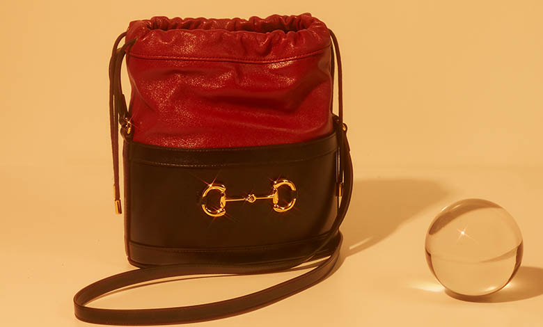 Gucci Morsetto bucket bag