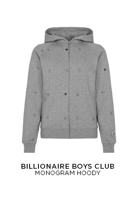 Billionaire Boys Club Monogram Hoodie