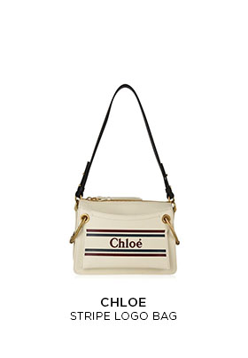 Chloe Roy stripe bag