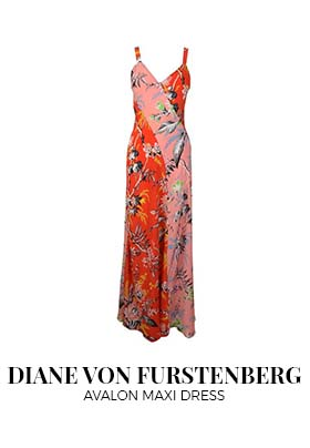 Diane von Furstenberg Avalon Maxi dress