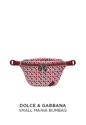Dolce and Gabbana small Mania bum bag