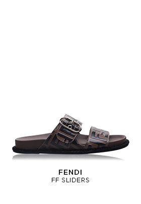 Fendi FF sliders