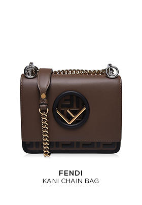 Fendi Kan I chain bag