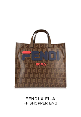 Fendi FF shopper bag