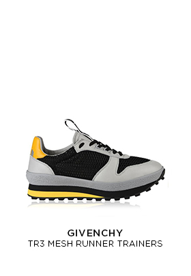 Givenchy TR3 mesh runner trainers