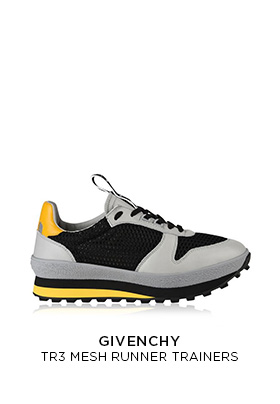 Givenchy TR3 mesh runner