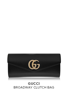 Gucci Broadway clutch bag