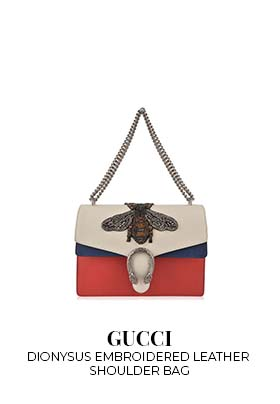 Gucci Dionysus Embroidered handbag