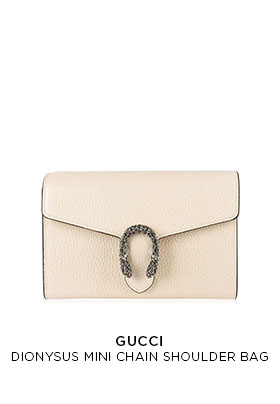 Gucci Dionysus mini chain shoulder bag