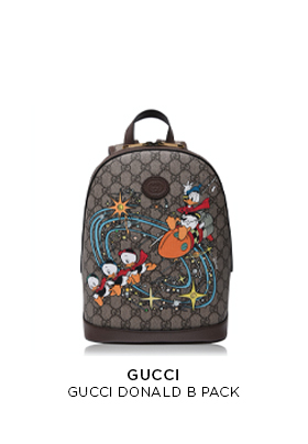 Gucci Donald B Backpack