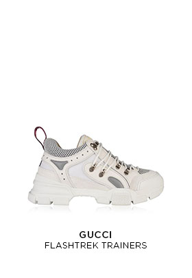 Gucci Flashtreck trainers