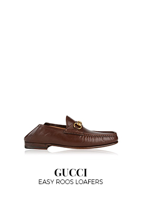 Gucci Easy Roos Loafers