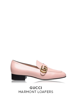 Gucci Marmont loafers