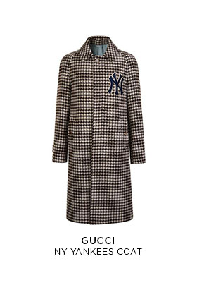 Gucci NY Yankees coat