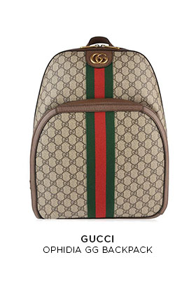 Gucci Ophidia GG backpack