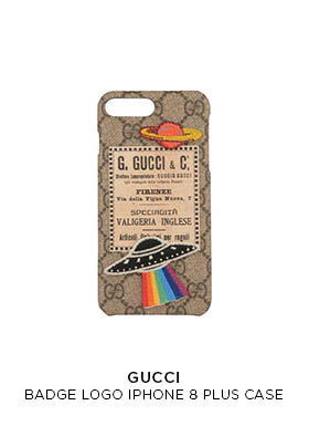 Gucci badge logo iphone 8 case