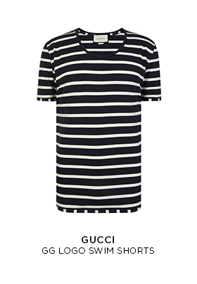 Gucci stripe T-shirt