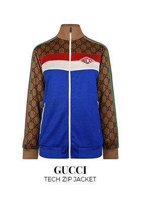 Gucci Zip Tech Jacket