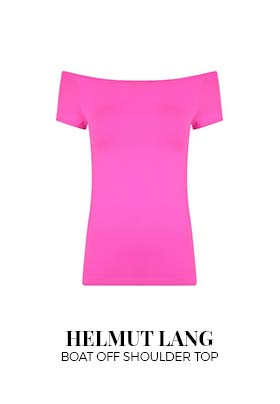 helmut-lang-pink-off-shoulder-top