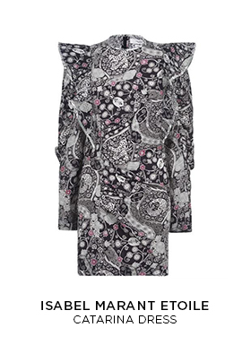 Isabel Marant Etoile Catarina dress