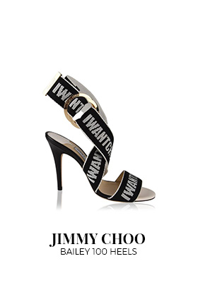 Jimmy Choo Bailey 100 heels