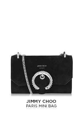 Jimmy Choo Paris mini bag