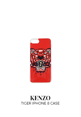 Kenzo Tiger Iphone 8 Case