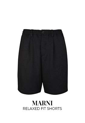 Marni relaxed fit shorts