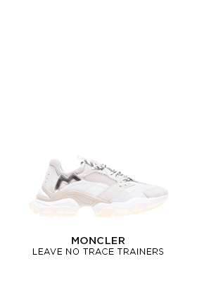 Moncler Leave No Trace Trainers