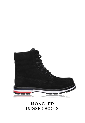 Moncler rugged boots