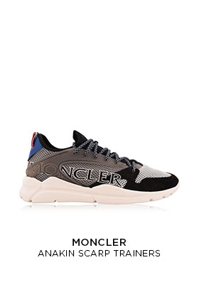 Moncler Anakin scarp trainers