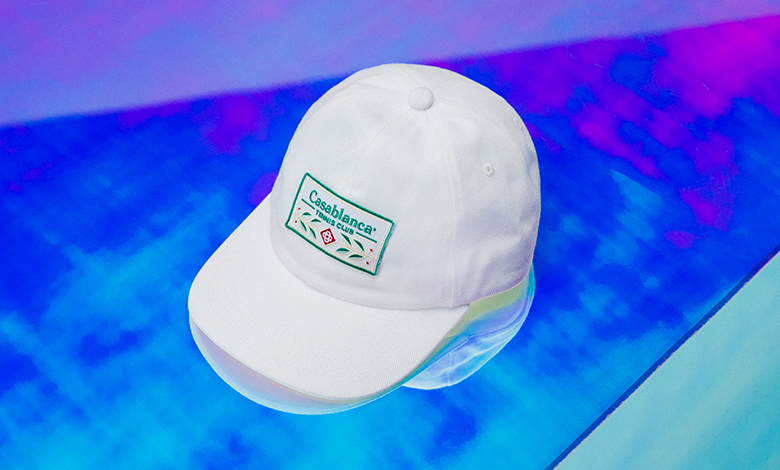 Casablanca Patch Cap