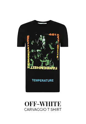 Off-White Caravvagio T-shirt