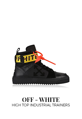 Off-White High Top 3.0 Trainers