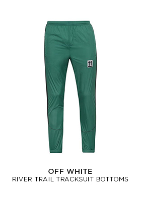 Off-White river trail tracksuit bottoms