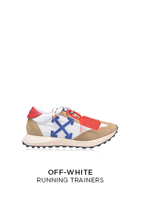 Off-White running trainers