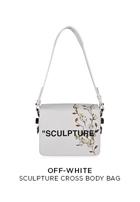 Off-White Sculpture shoulder bag