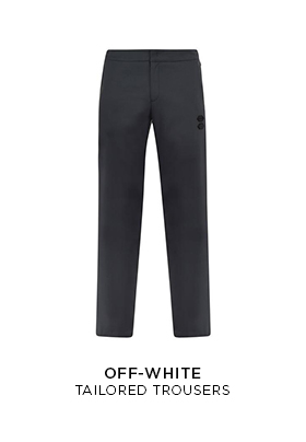 Off-White tailored trousers