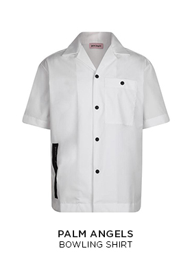 Palm Angels bowling shirt