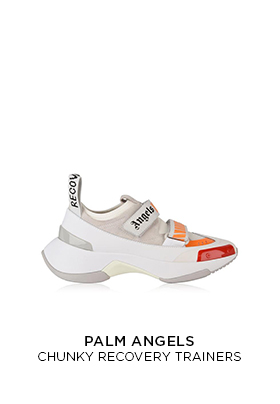 Palm Angels chunky recovery trainers