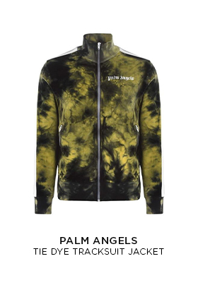 Palm Angels tie-dye tracksuit