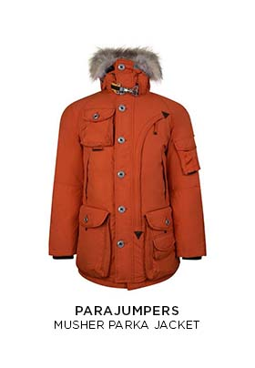 Parajumpers musher parka