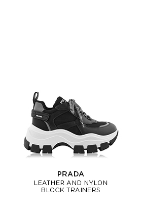 Prada Block trainers