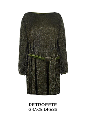 Retrofete Grace dress