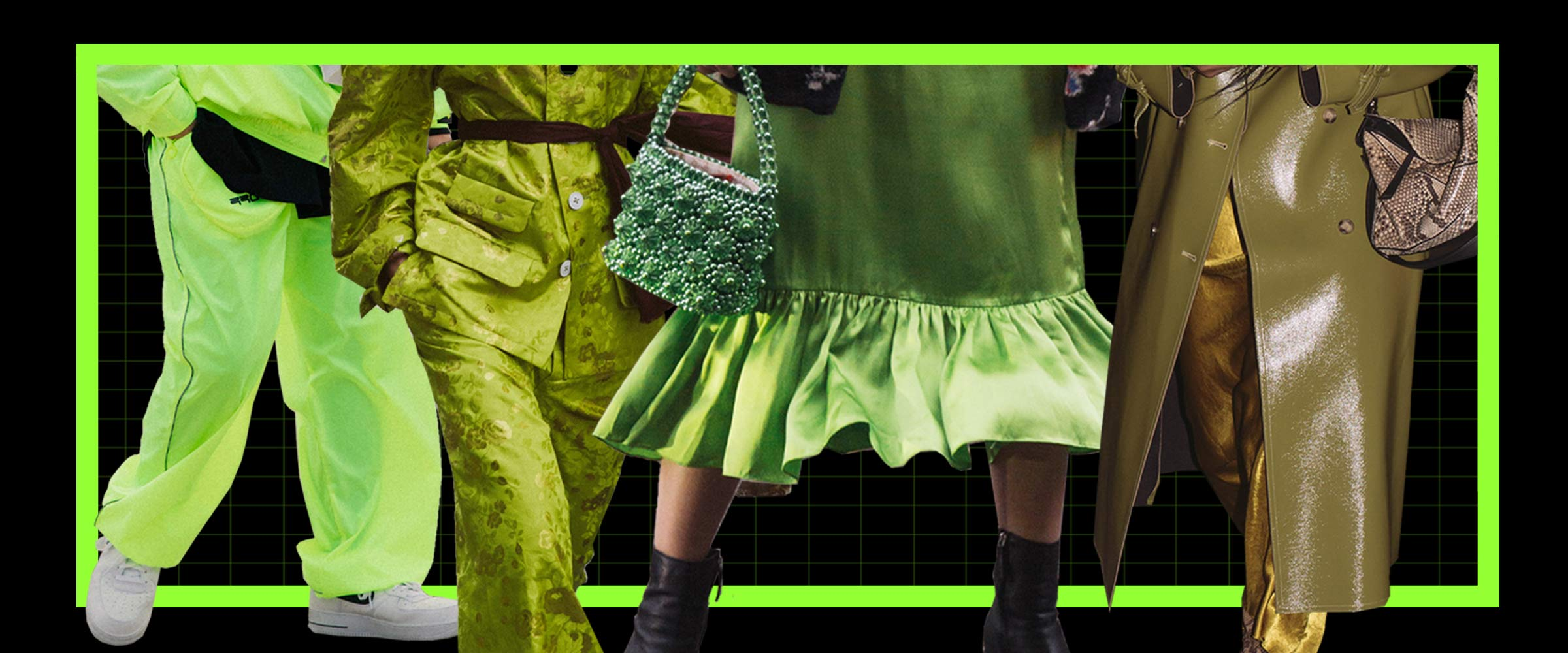 Style Advisor: Seeing Green (For Women)