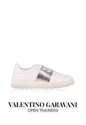 Valentino Open Trainers