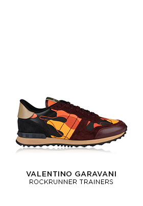 Valentino Rockrunner trainers