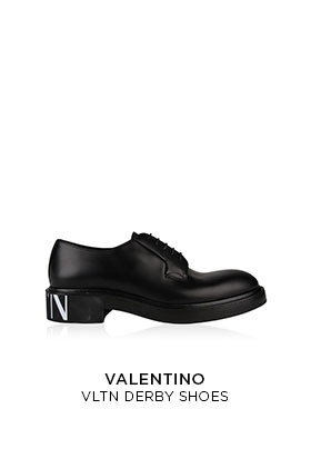 Valentino VLTN derby shoes