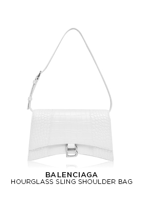 Balenciaga Hourglass Sling Shoulder Bag