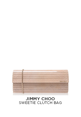 Jimmy Choo Sweetie Clutch Bag